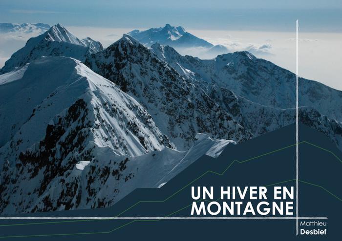 Livre : la montagne en hiver
