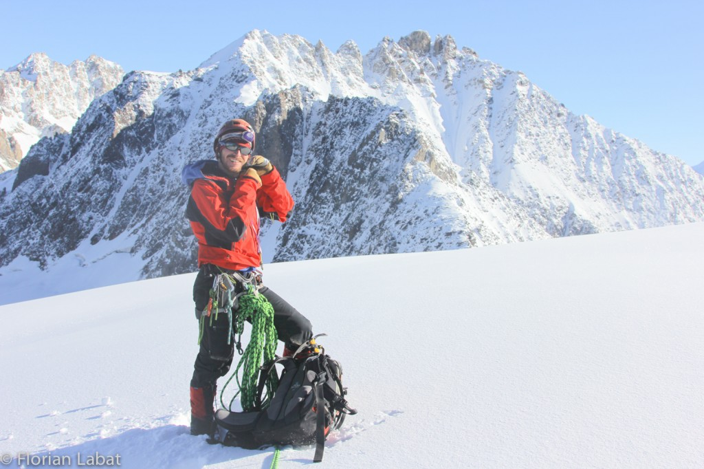Me almost at the summit of Banguriani