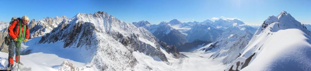 Me on the ridge